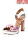 Босоножки на каблуке Love Moschino